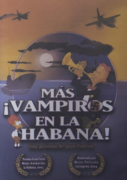 Más ¡Vampiros en La Habana!. (Video)