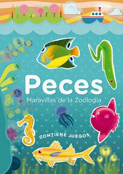Peces. (Multimedia y Ebook)