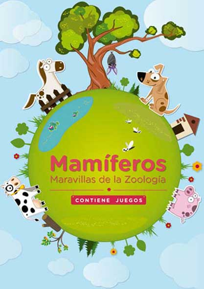 Mamíferos. (Multimedia y Ebook)