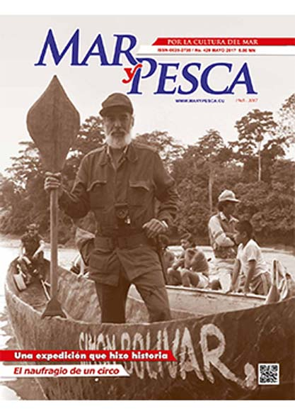 Revista Mar y Pesca. Número 429. (Ebook)