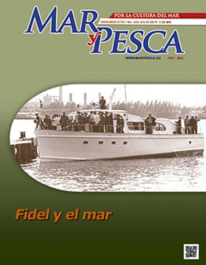 Revista Mar y Pesca. Número 424. (Ebook y Libro)