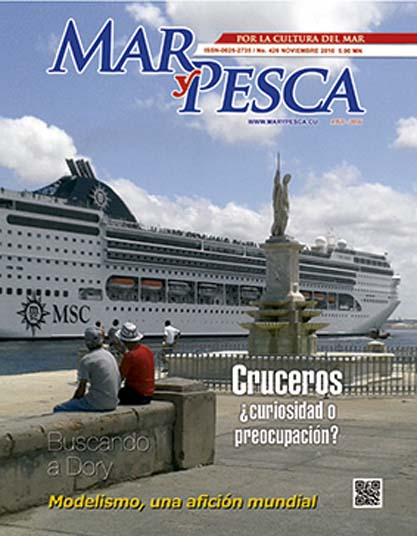 Revista Mar y Pesca. Número 426. (Ebook y Libro)