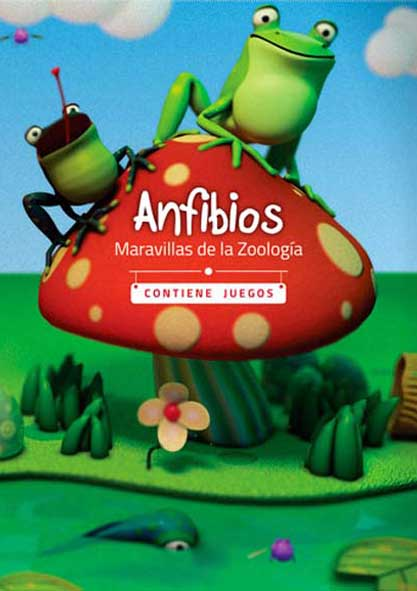 Anfibios. (Multimedia y Ebook)