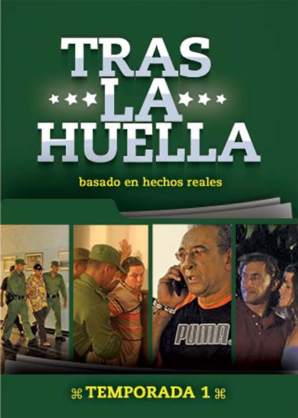 Tras la Huella (temporada 1). (Video)