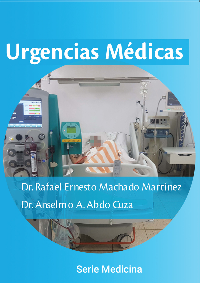 Urgencias médicas. (Ebook)