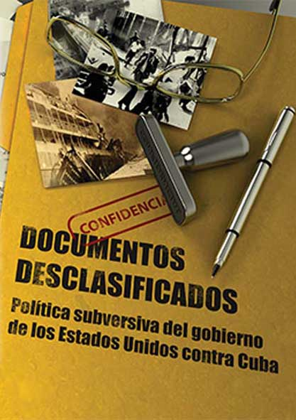 Documentos desclasificados. (Multimedia)