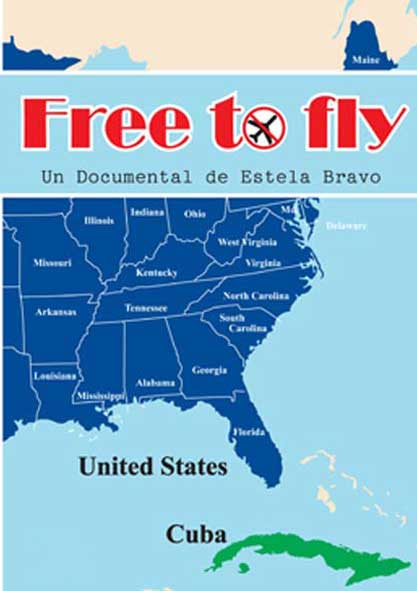 Free to fly. (Video)