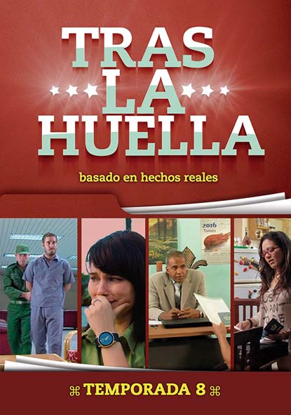 Tras la Huella (temporada 8). (Video)